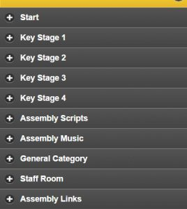AssemblyTube App Home Page