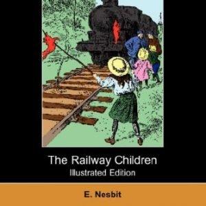 The-Railway-Children-Illustrated-Edition-Dodo-Press-Nostalgia-Classic-Library-S-0