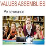 Assembly PowerPoint Presentation on Perseverance