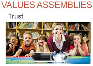 Assembly PowerPoint Presentation on Trust