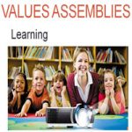 Values PowerPoint Presentation Assembly on Learning