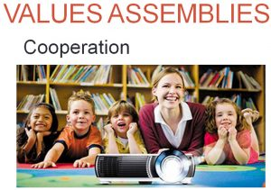 PowerPoint Presentation on Cooperation