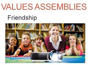 PowerPoint Presentation on Friendship