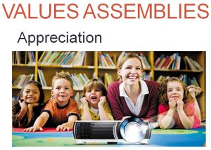 Values Assembly Appreciation