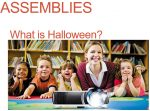 Assembly PowerPoint Presentation on Halloween